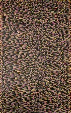 Aboriginal Artwork 'Bush Medicine Leaves' by Gloria Petyarre represents the Leaves that were traditionally used for medicine by indigenous people. Aboriginal Artwork, Aboriginal Artists, Gloria Petyarre, Aboriginal Culture, Indigenous Art, Female Art, Online Art, Carpets, Printmaking