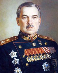 Леони́д Алекса́ндрович Го́воров (10 [22] февраля 1897, Бутырки, Яранский уезд, Вятская губерния - 19 марта 1955 года, Москва) — советский военачальник, Маршал Советского Союза (18 июня 1944 года), Герой Советского Союза (27 января 1945 года).