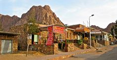 town of st catherines, sinai, egypt