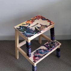 Fantabulous Ikea Hackers, Archipelago, Vanity Bench, Art And Architecture, Miraculous, End Tables, Stool, Creatures, Furniture