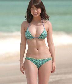 Blonde milf mum with seductive body and busty plump ass in sexy bikini swimwear at sunny beach. Bikini Sexy, The Bikini, Bikini Girls, Bikini Swimwear, Swimsuit, Japanese Models, Beautiful Asian Women, Sexy Asian Girls, Cute Girls