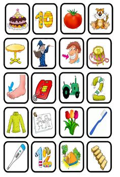 Beginklank t blad2 Bingo, Fun Math, Learning Activities, Diy For Kids, Digital Scrapbooking, Worksheets, Alphabet, Arts And Crafts, Classroom