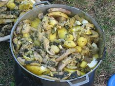 """Grenada's National Dish is """"Oil Down."""""""