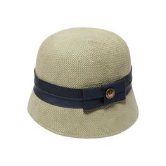 3d70f70ff905c Barcelona Straw Cloche hat - Goorin Bros Hat Shop