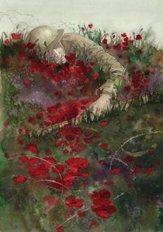 Risultati immagini per world war 1 poppy art Military Art, Military History, Ww1 Art, Remembrance Day Poppy, Armistice Day, World War One, Character Illustration, Art Projects, Drawings