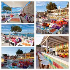 Mini guía de Ibiza - Patchwork Terrace in Sa Punta -  sapuntaibiza.com