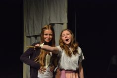Check out this photo from Summer Shakespeare Conservatory's Merry Wives. Photo by Jay Yamada.