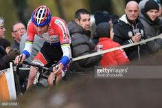 03-27 Dutch cyclist Mathieu Van Der Poel comptetes during the... #overijse: 03-27 Dutch cyclist Mathieu Van Der Poel comptetes… #overijse