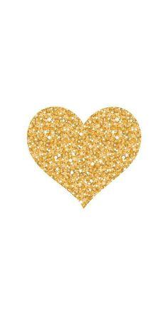 fondos de pantalla de todo tipo :D - DORADO👑 - Página 3 - Wattpad Glitter Wallpaper, Heart Wallpaper, Textured Wallpaper, Wallpaper Backgrounds, Iphone Backgrounds, Glitter Background, Art Background, Glitter Hearts, Gold Glitter