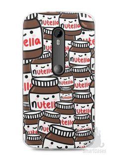 Capa Moto G3 Nutella #1 - SmartCases - Acessórios para celulares e tablets
