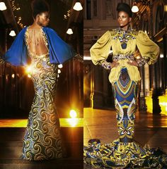 Vlisco African designer