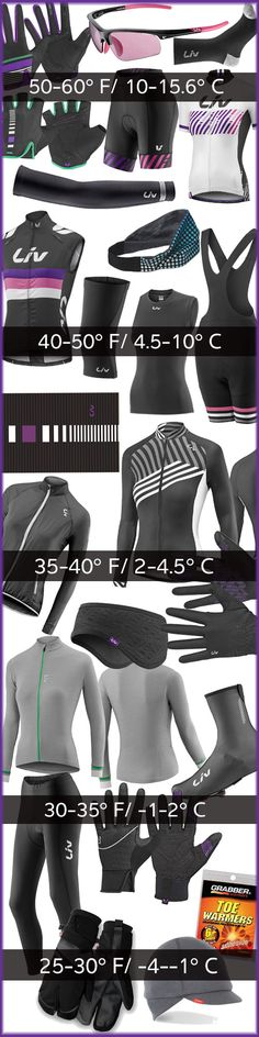 How to Dress for Cold Bike Rides   What to Wear   Bike Style   Liv Cycling