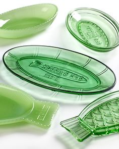 Fish & Fish tableware by Paola Navone for SERAX | Basil Green Pencil
