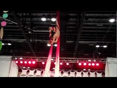 Aerial Silks - Clubbed to Death