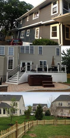 This business offers flooring installation, window replacement,and professional fencing services. They also do professional fence installation, deck staining, and landscaping services, among others.