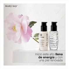 Serun de dia factor 30 y Serun de noche Recupera la juvetud de tu piel. www.marykay.es/bellezaimagen