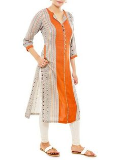Salwar Pattern, Kurta Patterns, Dress Patterns, Indian Attire, Indian Wear, Indian Outfits, Suits For Women, Clothes For Women, Kurti Styles