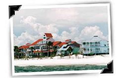 Driftwood Inn - Mexico Beach, FL - beautiful place to stay near Panama City Beach- One of our family's favorite places to vacation. Looks like it's been remodeled since we stayed there.