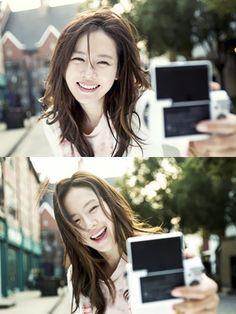 손예진 웃음 사진(Son Ye-jin)