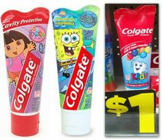 There's a new coupon available for Colgate Toothpaste. Kids Toothpaste, Colgate Toothpaste, Dollar General, Coupon Deals, Nostalgia, Cavities, Coupons, Daily Deals, Children