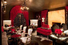 Denise Richards' living room