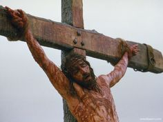 """When most people say or hear the words """"Jesus died for me."""", they don't really understand the weight of that statement. He died a brutal, mutilating, undeserved death. He was beaten beyond recognition & mocked. He endured something most of us can't even begin to fathom. That should have been us. He knew my name when He hung on the cross meant for me. He saw my face. He would do it all over again even if it was just one person He had to die for. That is real love. That is the heart of our…"""