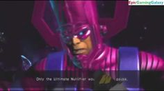 Vergil And Hawkeye VS Galactus In A Ultimate Marvel VS Capcom 3 Match / Battle / Fight This video showcases Gameplay of Vergil From The Devil May Cry Series And Hawkeye VS Galactus In A Ultimate Marvel VS Capcom 3 Match / Battle / Fight