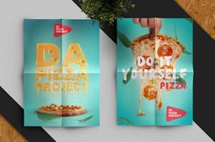 Da Pizza Project / Do it Yourself on Behance