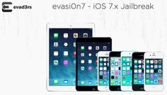 iOS 7 jailbreak evasi0n7 by Evad3rs
