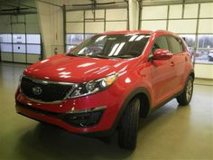 2014 Kia Sportage LX LX 4dr SUV SUV 4 Doors Signal Red for sale in Indianapolis, IN Source: http://www.usedcarsgroup.com/used-kia-for-sale-in-indianapolis-in