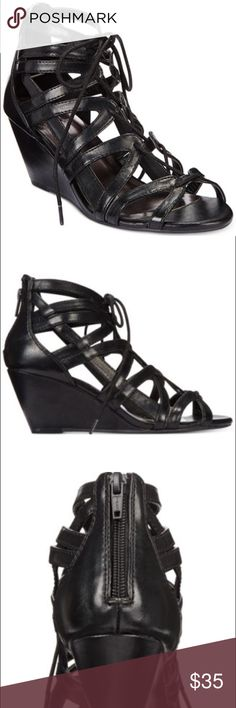 0daf6b2c1a Hera Demi Wedge Gladiator Sandals Embrace a strappy style that is super  comfortable! These are