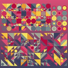 218 - Orbit by Joshua Davis, via Behance