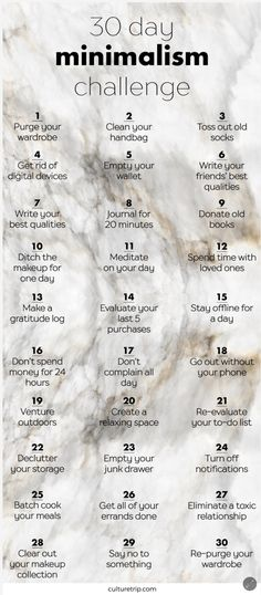 Want an inspiring start to a new year? This has 30 challenges that covers the simple to profound! It might make you smile!! Create Home Storage