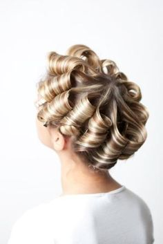 HOW TO: Big Hair, Sexy Updo, Terrific Hold in One Style