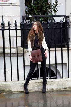 Lifestyle, Chic, Woodland, Leather, Fashion, Shabby Chic, Moda, Classy, La Mode