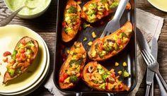 Liebst du Süßkartoffeln, die sogar mit Gemüse gefüllt sind? Maggi zeigt dir, wie es geht.