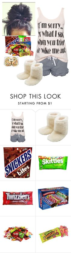 """""""Kate(me) movie night outfit"""" by remington-offical ❤ liked on Polyvore featuring Rut&Circle and M&Co"""