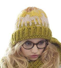 Thunderbird Wool Knit Hat