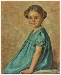 kykolnik   Рыжие в живописи... 3 Adolf schmidlin (1868-1954)