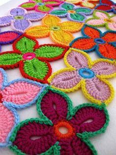 ideas y trucos para decorar la casa bricolaje : Ideas de Decoración en Crochet