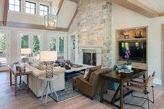 68 Interior Designs For Grand Living Rooms