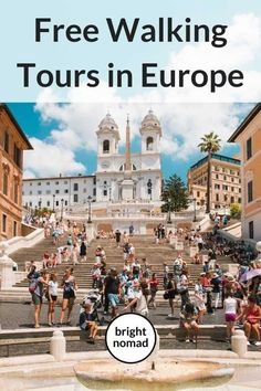 Free Walking Tours in Europe - A Full Guide & Urban Travel Tips