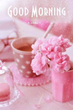 Блог Колибри: Good Morning