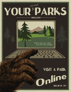 Visit national parks online, read books, listen to podcasts, play national park games, and many other ways to enjoy the parks from home! Proxy, Chicago Sun Times, Virtual Field Trips, Popular Stories, Northwestern University, New Poster, Park Service, The More You Know, Activities To Do