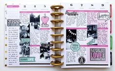 The Happy Planner™ | remembering an August week