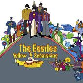 Yellow Submarine – The Beatles      http://shayshouseofmusic.com/albums/yellow-submarine-the-beatles/