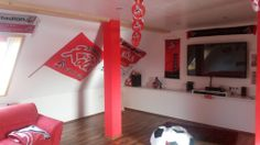 1.FC Köln Wohnung | Fussballzimmer