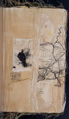 Nina Morgan I was born in Swansea,South Wales UK I studied Fine Art/Textiles at Central Saint Martins College, London & The West Wales School of Art where I achieved a First Class Hons Degree. My work often includes a wide variety of materials,Textures Art Journal Inspiration, Art, Sketchbook Journaling, Collage Art, Art Journal, Fine Art Textiles, Book Art, Paper Art, Map Art