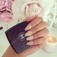 Rounded long nails... GET YOU FREE LISTING AND ADVERTISE! Hair News Network. All Hair. All The Time. http://www.HairNewsNetwork.com