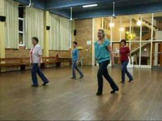 Tennessee Shuffle - Beginner Line Dance ~ it's fun and helps in exercising. Line Dancing Steps, Country Line Dancing, Two Step Dance, Dance Music Videos, Senior Fitness, Dance Lessons, Learn To Dance, Ballroom Dancing, Dance Moves